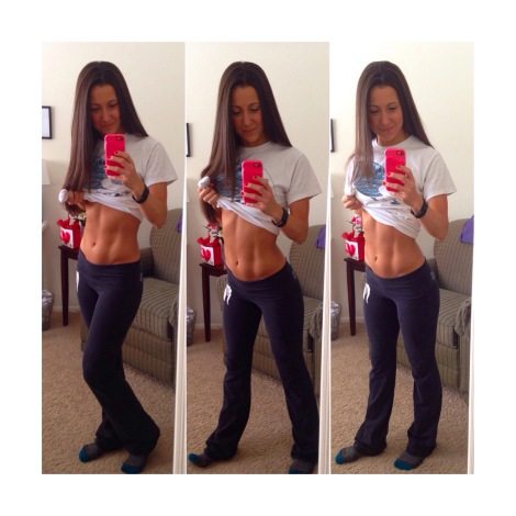 Diary of a Bikini Competitor: 7 Weeks Out!