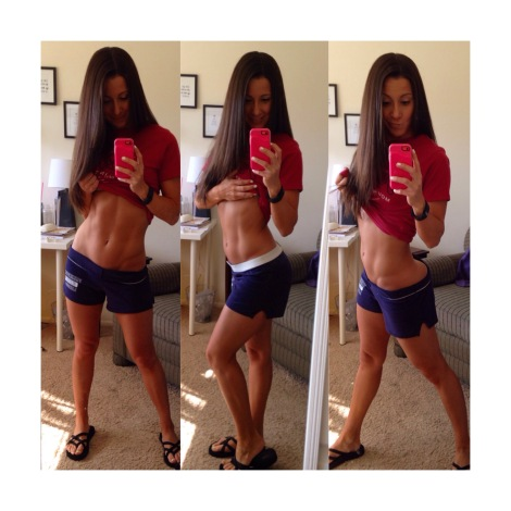Diary of a Bikini Competitor: 2 Weeks Out